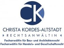 Kordes-Altstadt Rechtsanwältin